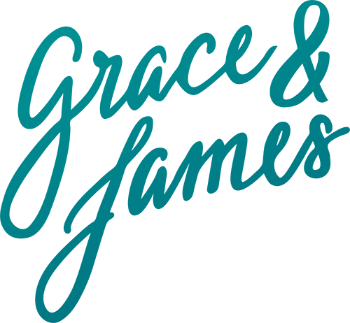 Grace & James Media Logo